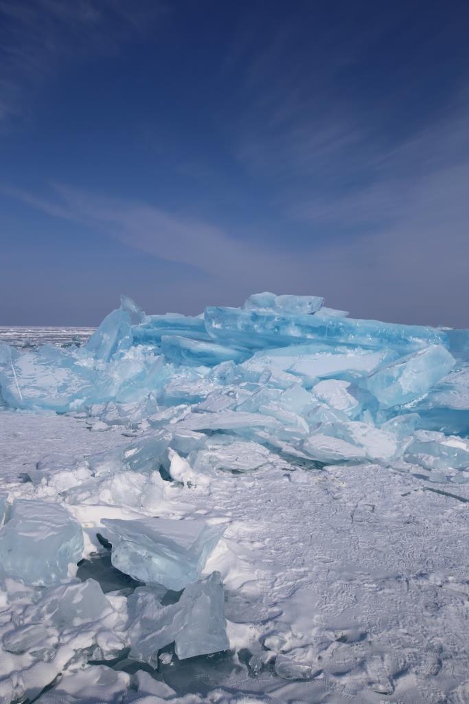 Sibérie île Olkhon